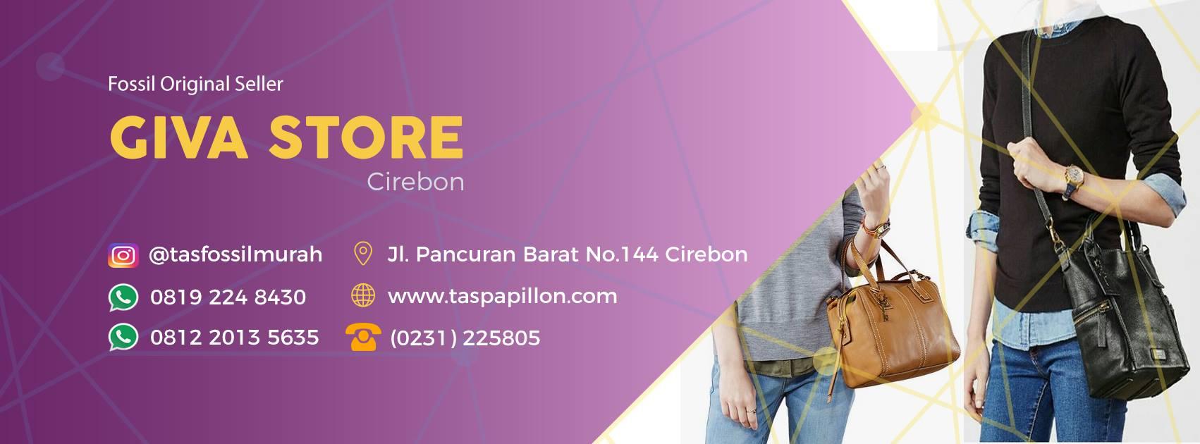 Toko Tas Fossil Di Cirebon